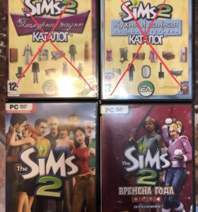 Sims 2 на PC