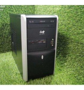 ПК Core i5-4690K, 8192.0Mb, HDD+SSD 2240