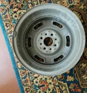 Штампованый диск R13 (1)