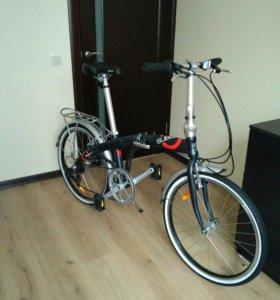 Велосипед welt subway (складной)