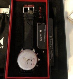 Часы с хронометром mvmt chrono 40 MM series