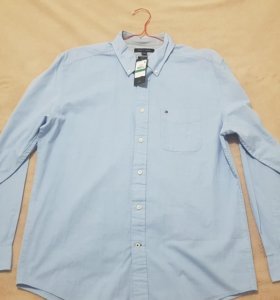 Муж. рубашка Tommy Hilfiger ориг. L/52