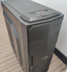 Игровой компьютер i3/GTX1060/4Gb/120ssd