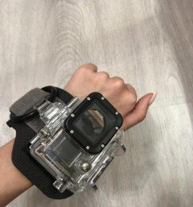 Бокс с креплением на руку GoPro HERO3/HERO3+