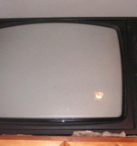 "Раритетный телевизор ""Horizont 61ТЦ305"""