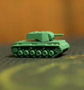 Флешка Kingston DataTraveler tank 64GB кв-1