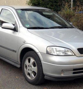 Opel Astra G/Опель Астра Г