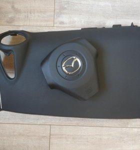 Подушка безопасности Мазда 3 (03-09)