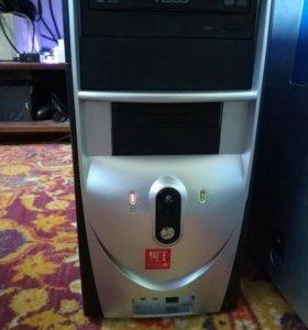 Системный блок AMD 2 ядра/3 Гб/HDD80/GT8500 256Мб