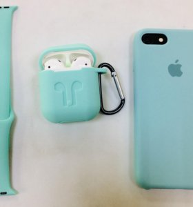 Силиконовый комплект Apple