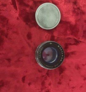 Юпитер-8 50 mm f/ 2