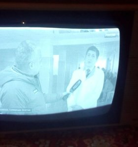 Телевизор ч/б новый отечественный.