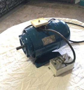 Электродвигатель 3 фазы 220-380v