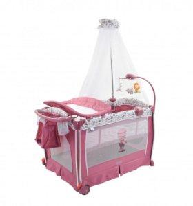 Детский манеж-кровать Nuovita Fortezza