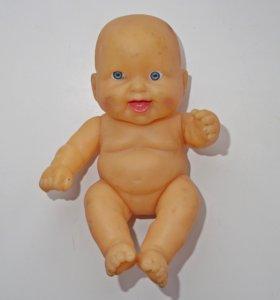 Пупс СССР кукла мягкая рост 20см