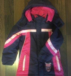 Куртка на девочку
