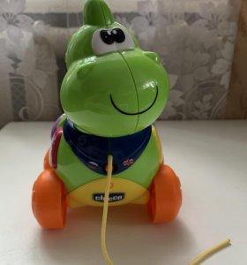 Развивающая игрушка Говорящий дракон, Chicco