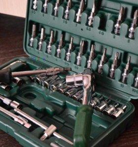 Новый набор инструментов 46 предметов