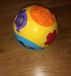 Мяч детский музыкальный