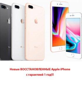 ✅Новые iPhone 8 Plus с гарантией