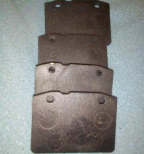 Тормозные колодки на ВАЗ 2101-2107