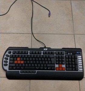 Игровая клавиатура PS/2