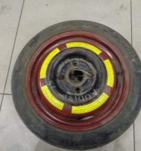 15 диск запасного колеса(докатка)  Ауди 80/90 B3 1986-1991.