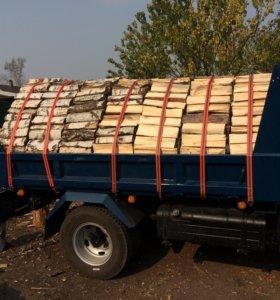 Продаю дрова Чурками и колотые уголь