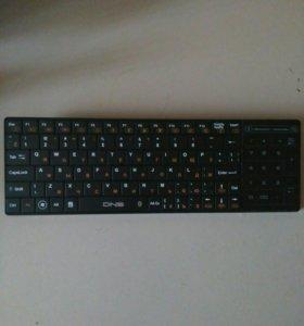 Мини-клавиатура беспроводная
