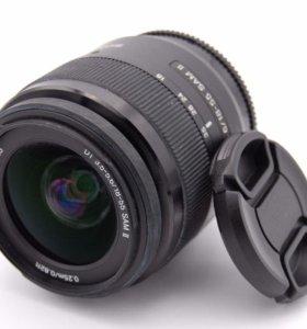 Объектив Sony DT 18-55mm f/3.5-5.6 sam ll