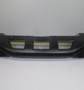 Спойлер юбка бампера переднего HONDA CRV 12-15 б/у 04712T0AA90 71102TOAZY00 3*