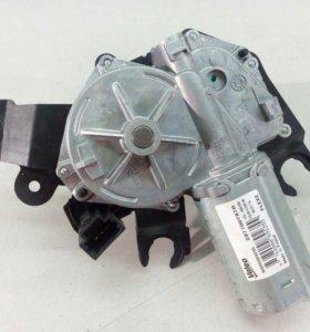 Мотор стеклоочистителя заднего стекла RENAULT SANDERO 14- / LADA XRAY 15- б/у 287105483R 287100787R 4.5*
