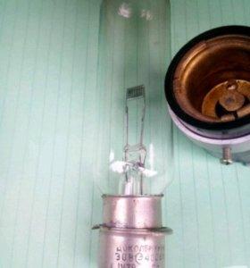 Лампа от проектора Лэти 60