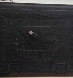 Подставка для ноутбука DEEPCOOL N180 FS черный