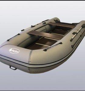 Новая лодка пвх - Voryag 380-