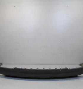 Спойлер юбка бампера заднего под парк. AUDI Q7 06-10 б/у 4L0807434D1RR 3*