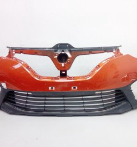 Бампер передний RENAULT KAPTUR 16- б/у 620222180R 4*
