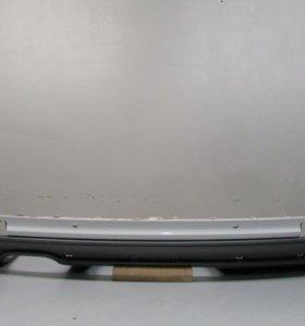 Спойлер юбка бампера заднего под парктр AUDI Q3 12-15 б/у 8U08074344U8 8U0807434A4U8 3*
