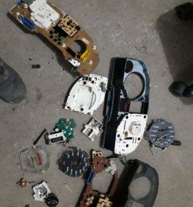 Панель управления Audi 80