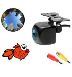 Камера заднего вида HD Рыбий глаз