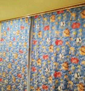 Классные шторы в детскую