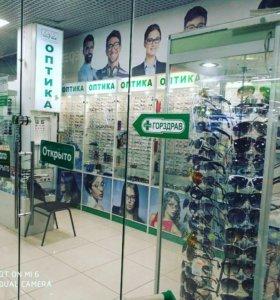 Салоны оптики с чистой прибылью 250тр
