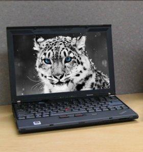 Lenovo ThinkPad (2-Ядра/ 3 Гига/ Батарея 2ч)