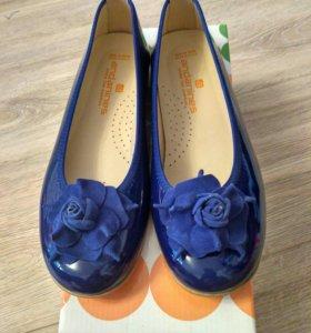 Новые туфли andanines 36