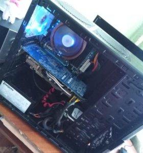 Продам компьютер 4х ядерный