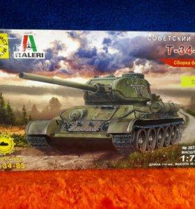 Набор - танк Т34