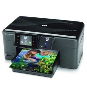 Цветной МФУ HP Photosmart Premium c309h