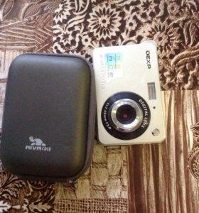 Фотоаппарат DEXP, МП 21.