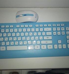 Клавиатура + мышка+ колонки
