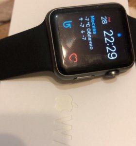 Часы Apple Watch 7000